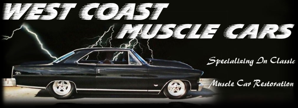 WEST COAST MUSCLE CARS